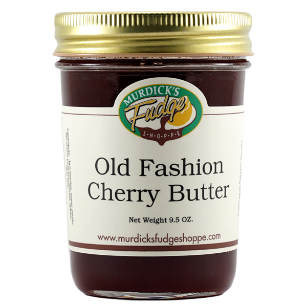 Old Fashion Cherry Butter